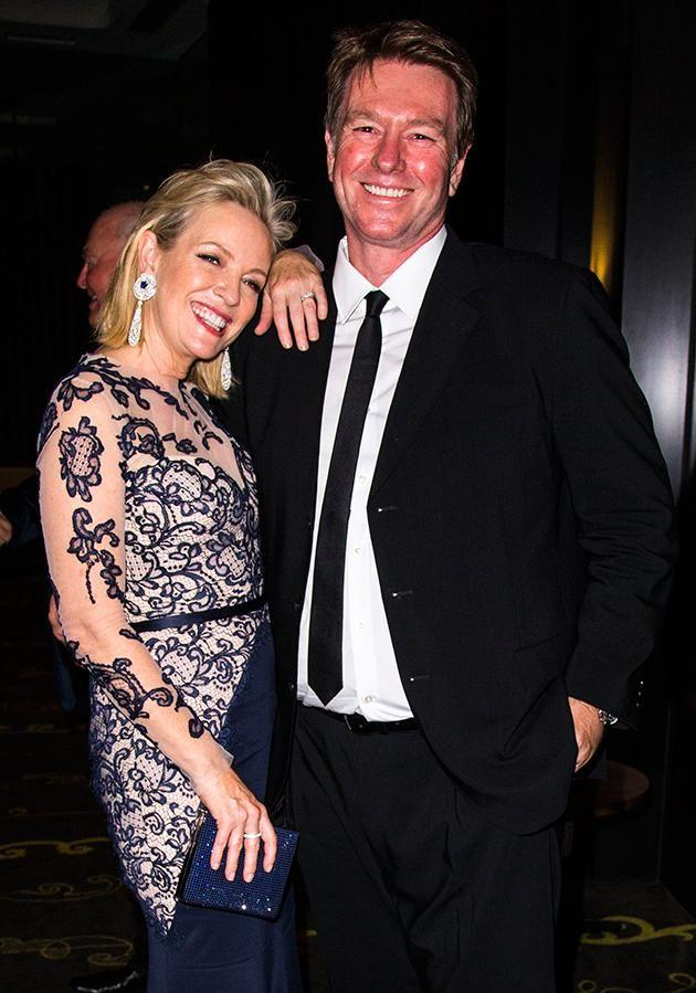 Rebecca and Richard have been together for 17 years. Source: Media Mode