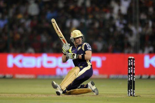 Brendon McCullum set the league on fire with his brilliant innings
