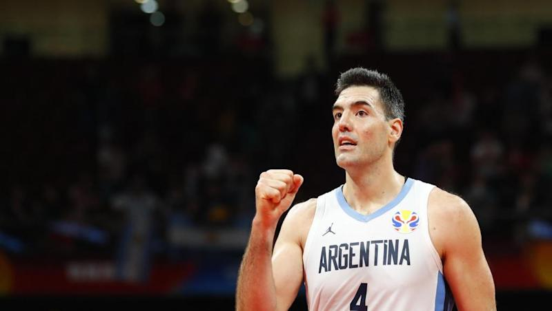 Argentina crush France to reach basketball world cup final against Spain