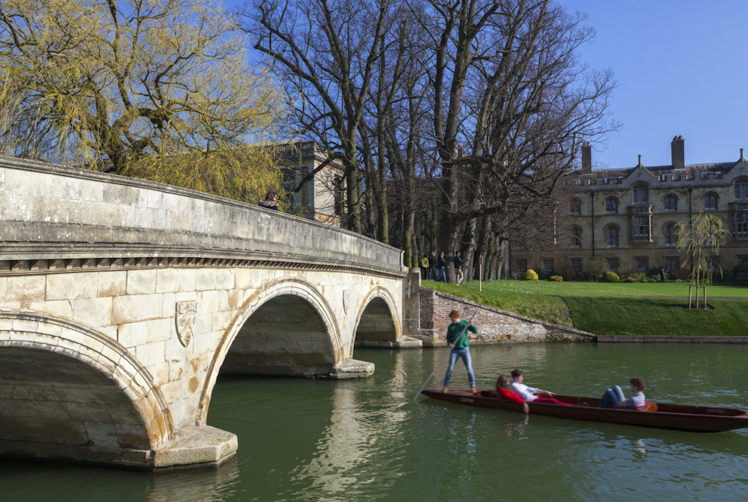 <p>The university city isn't just for students – there are enough sights here for everyone to enjoy. (Picture: Rex) </p>