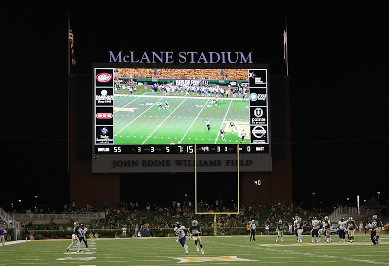 Baylor's Title IX coordinator resigned earlier in October. (Getty)