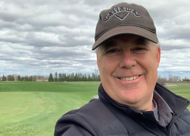 Martin Patterson is the general manager at three Ottawa area golf courses.