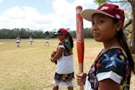 The Little Devils say their experience as a team has given them inspiration for life off the field too