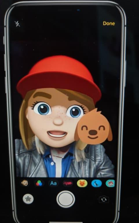 Here's how Memoji will look - with added filters for photos