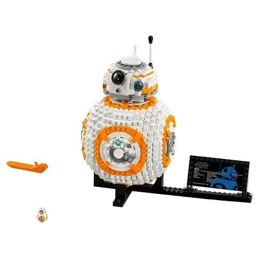 "Part of Target's ""2017 Top Toys List"" for the holidays focuses on beloved characters, like BB-8 from ""Star Wars."" (Target)"