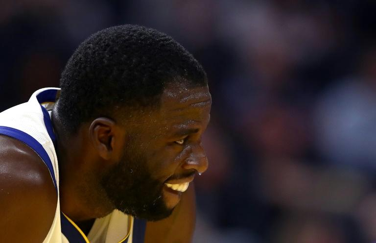 Draymond Green has been ruled out of the Golden State Warriors' three-game NBA road trip starting at Houston with a ligament injury to his left index finger