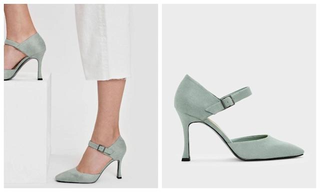 CHARLES & KEITH Mary Jane Shoes