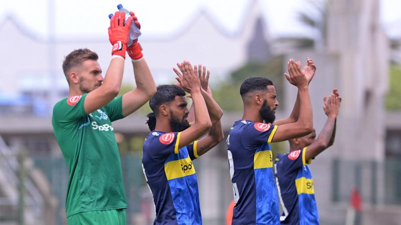 Coronavirus: Cape Town City confirm zero positive tests in second round of testing