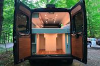 """<p>Many words will be typed about 2020 in the years to come. But in the world of transportation, one could call it the year of <a href=""""https://www.gearpatrol.com/cars/a734143/buy-a-camper-van-top-brands/"""" rel=""""nofollow noopener"""" target=""""_blank"""" data-ylk=""""slk:the camper van"""" class=""""link rapid-noclick-resp"""">the camper van</a> — or, if you're hashtag-inclined, #vanlife. </p><p>Plane travel, hotel stays and interpersonal interaction all lost their appeal this year, while he urge to get out of the house and into nature has never felt more pressing. For those of us unable to afford our own planes or ships, the camper van became the ultimate way to travel. And doing so <a href=""""https://www.gearpatrol.com/cars/a33456864/affordable-camper-van-trailer-rentals/"""" rel=""""nofollow noopener"""" target=""""_blank"""" data-ylk=""""slk:has never been more accessible and affordable"""" class=""""link rapid-noclick-resp"""">has never been more accessible and affordable</a>. </p><p>As it turns out, many camper vans debuted during 2020. Below are 13 of our favorites.</p>"""