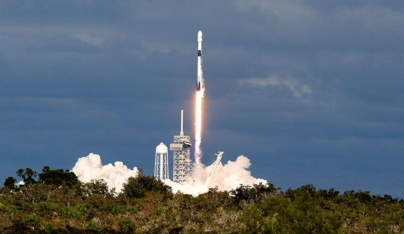 SpaceX Looks to Launch Supply Mission to International Space Station