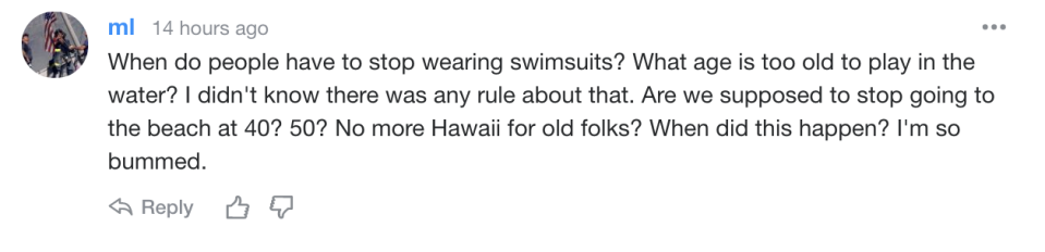 Yahoo readers react to Kate Beckinsale swimsuit photos