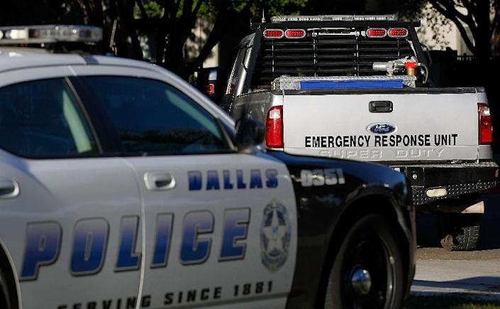 US officials estimate about 400 swattings (prank crisis emergency calls) occur every year, but many no longer report incidents to prevent copycat acts and to avoid giving swatters publicity (AFP Photo/Mike Stone)