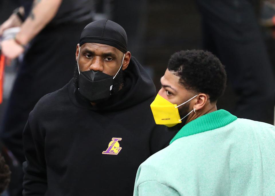 With LeBron James joining Anthony Davis on the sidelines for the Los Angeles Lakers, other teams may be enticed to make deals at the NBA trade deadline to strengthen their chances at a title run.