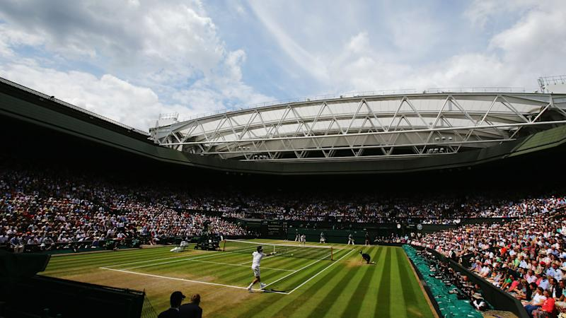 Coronavirus forces Wimbledon to cancel for the first time since 1945