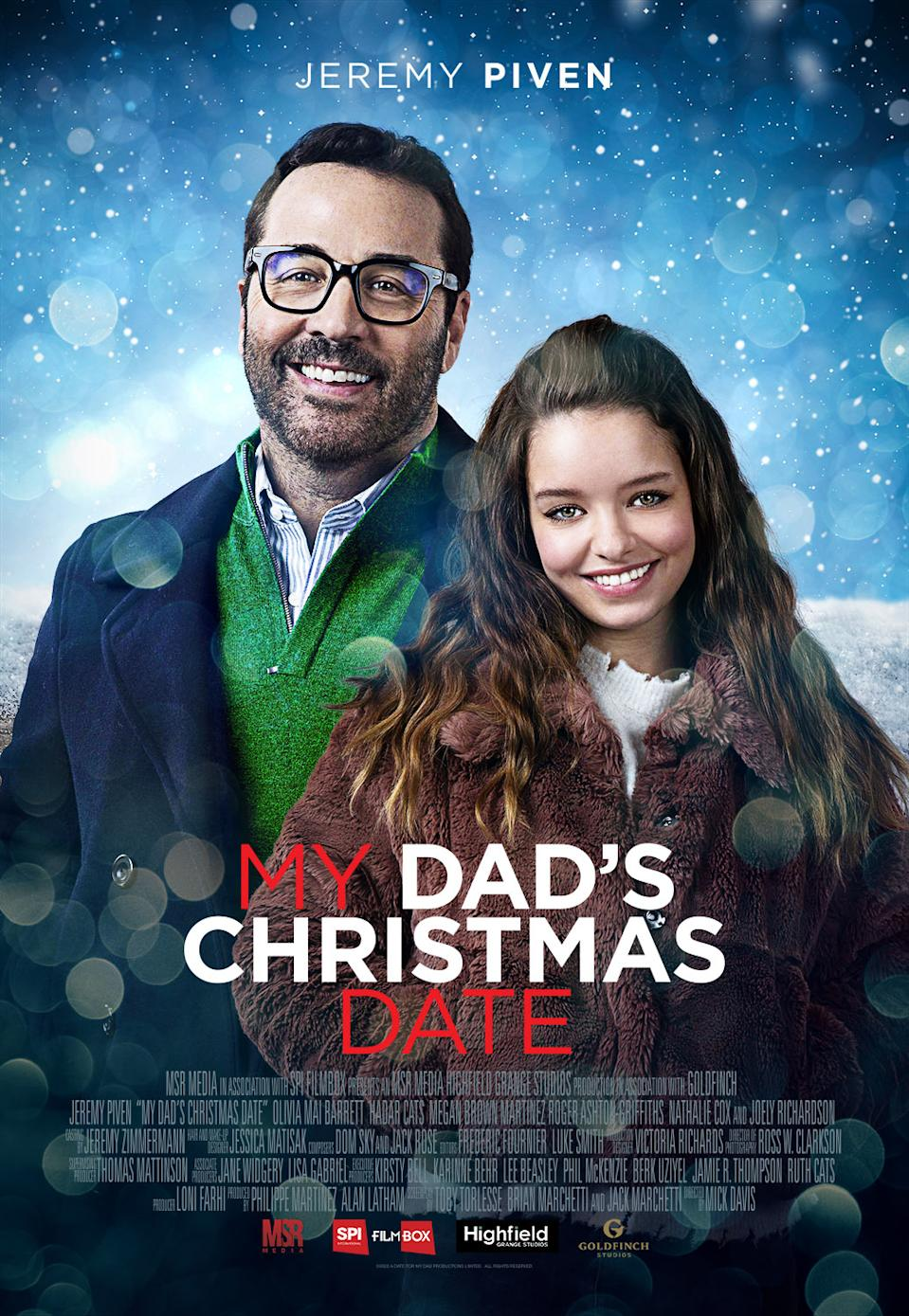 The poster for My Date's Christmas Date, an Amazon Prime exclusive (Amazon)