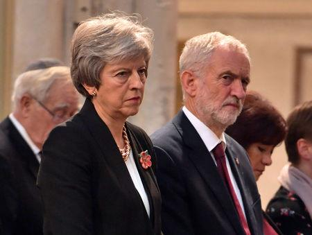 Corbyn: May's deal act of national self-harm