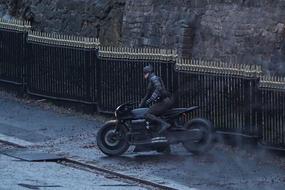 The Batman is one of several movies to be filmed in Glasgow in recent years (Andrew Milligan/PA) (PA Archive)
