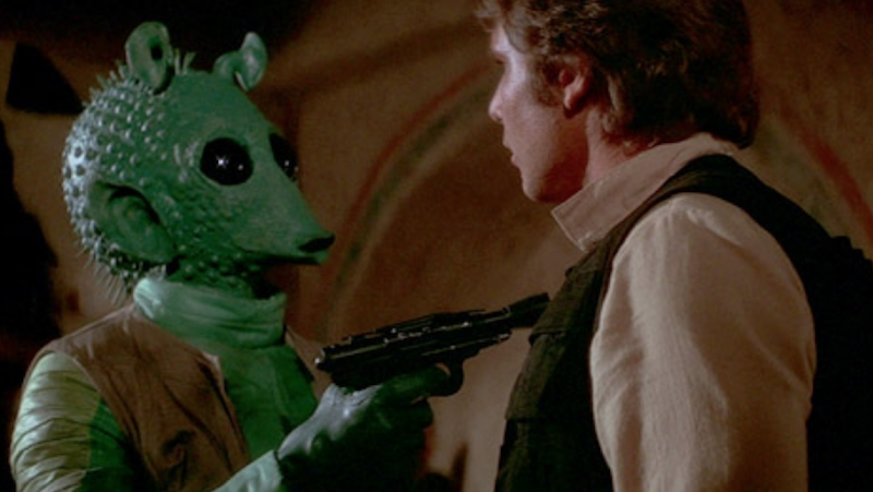 """Disney+ made another weird change to Star Wars' """"Who shot first?"""" scene"""