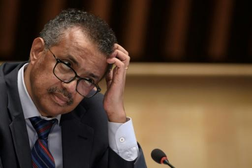 Tedros Adhanom Ghebreyesus has rejected suggestions he owed his position as head of the World Health Organization to a deal with China