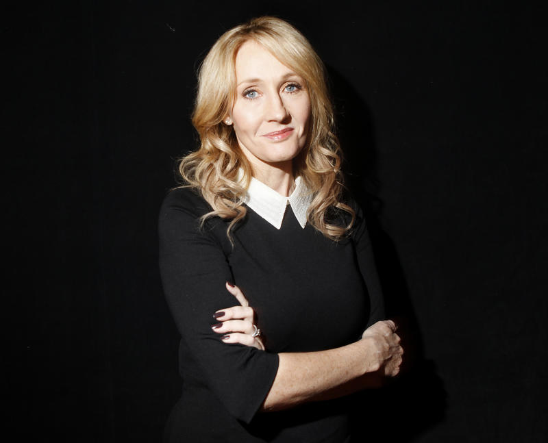 J.K. Rowling's statements on the transgender community have been roundly criticized. (Photo: REUTERS/Carlo Allegri)