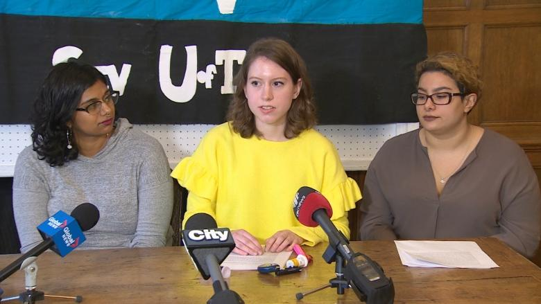 U of T bungled 17-month sexual assault investigation, student alleges