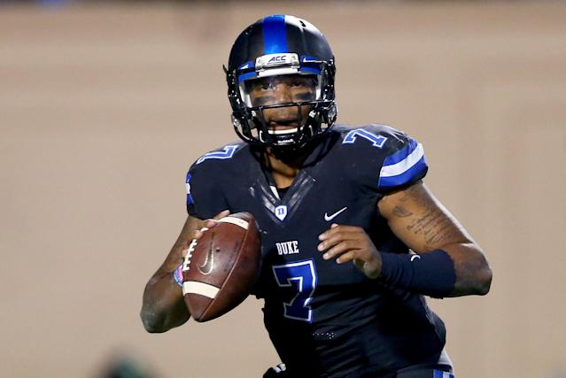 Interview: New Montreal QB Anthony Boone on Duke, the CFL, Michael Sam and more