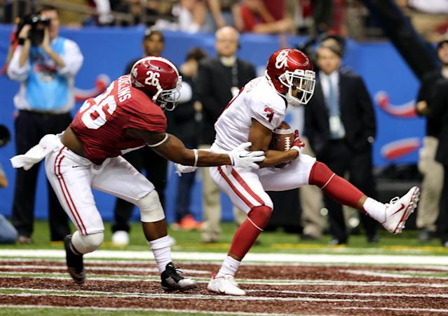 Alabama safety Landon Collins' comments lead to Twitter backlash from Oklahoma fans