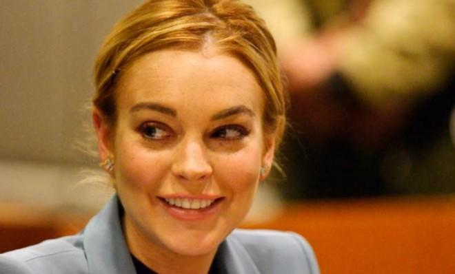 After a year in and around the clink, where else can Lindsay Lohan go but up?