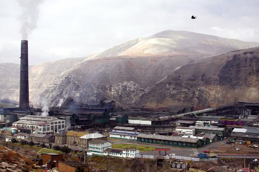 Peru court order US mining firm to pay $163 million