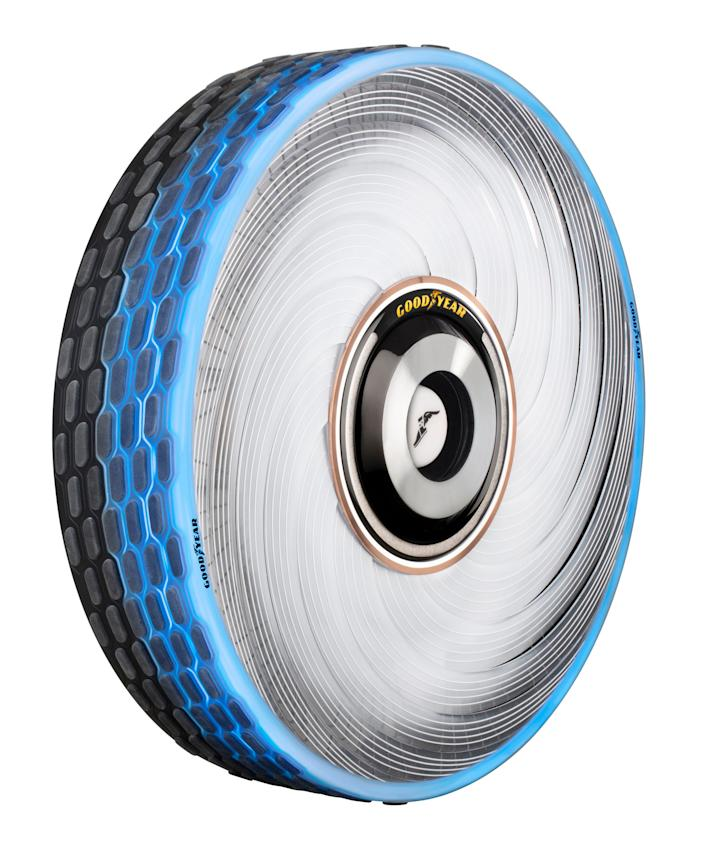 Good Year recharge tire
