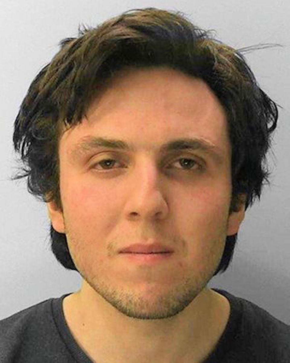 Watson admitted carrying out five sex attacks on women and girls in Eastbourne (Picture: Sussex Police)