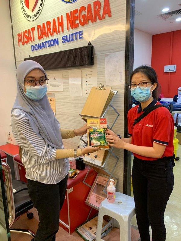 Jasmine Food supports Pusat Darah Negara's (PDN) Blood Donation Drive