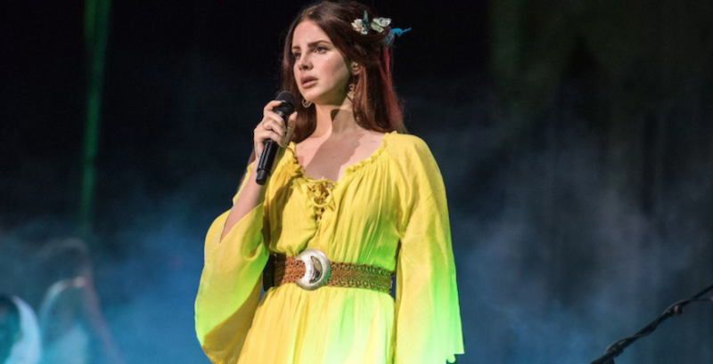 """Lana Del Rey offers """"no questions asked reward"""" for return of family's stolen artwork"""