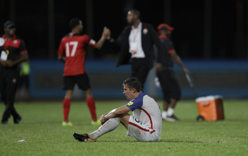 History made as Panama qualify but United States of America miss out