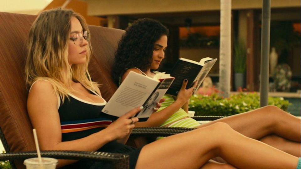"""<p>As HBO say, Olivia """"is a sharp-tongued college sophomore who casts a sardonic eye on the lifestyles and belief systems of everyone around her.""""</p>"""
