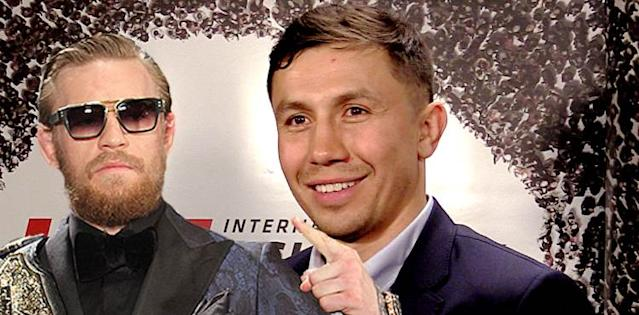 Gennady Golovkin Praises Conor McGregor's Boxing, but Floyd Mayweather in UFC Would Be a Different Story