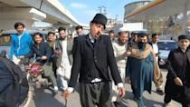 Pakistan's 'Charlie Chaplin' brings laughs to the streets