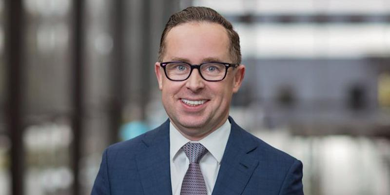 Alan Joyce, CEO, Qantas. Photo: Qantas