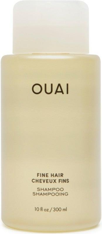 """<h2>OUAI Fine Hair Shampoo</h2><br><strong>Best Strengthening</strong><br><br>A triple-threat of keratin, biotin, and chia seed oil work to strengthen and deliver nutrients to your strands.<br><br><br><strong>Ouai</strong> Fine Hair Shampoo, $, available at <a href=""""https://go.skimresources.com/?id=30283X879131&url=https%3A%2F%2Fwww.ulta.com%2Fp%2Ffine-hair-shampoo-pimprod2014620"""" rel=""""nofollow noopener"""" target=""""_blank"""" data-ylk=""""slk:Ulta Beauty"""" class=""""link rapid-noclick-resp"""">Ulta Beauty</a>"""