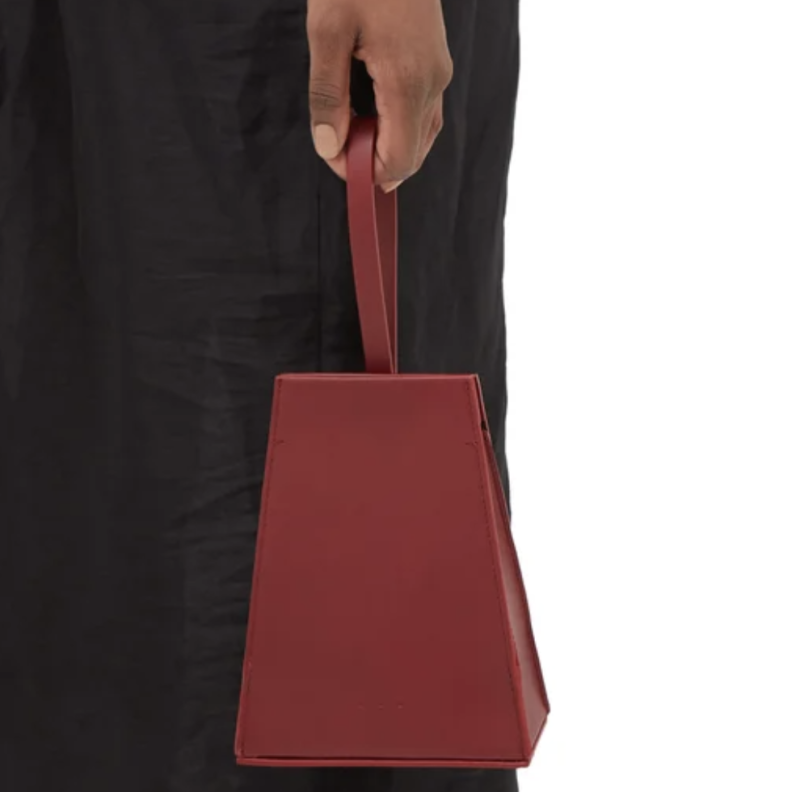 Aesther Ekme clutch. (PHOTO: MatchesFashion)