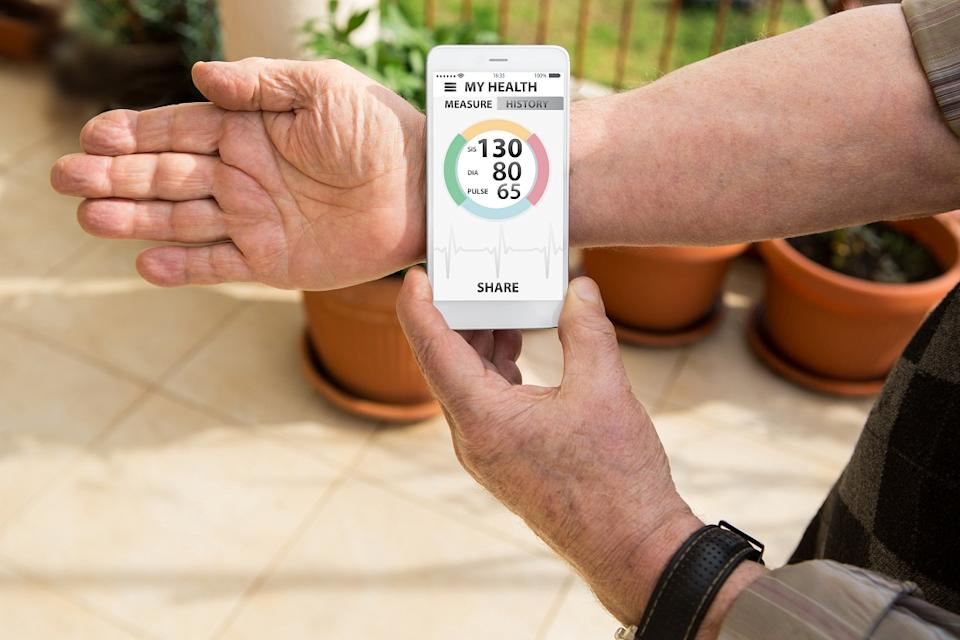 By passively monitoring elderly people in our homes, IoT connected devices can alert carers and family members when something is wrong