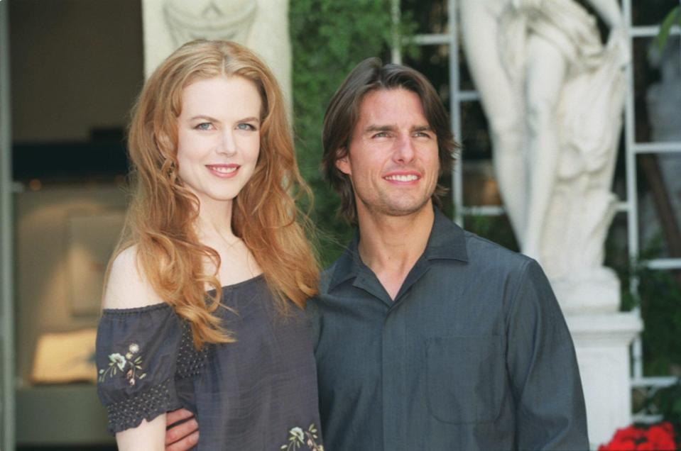 Nicole Kidman Reminisced About Eating Spaghetti and Going Go-Kart Racing with Tom Cruise
