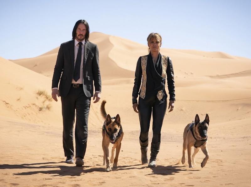 A female-centric John Wick spinoff is coming to kick butt