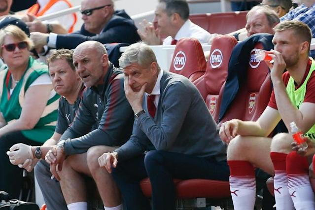 Arsenal analysis: Low-key start to Arsene Wenger's long goodbye as West Ham lack bravery