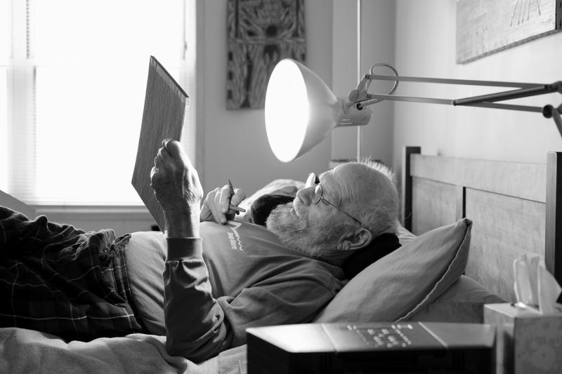 Soul mate: Oliver Sacks, photographed by Bill Hayes: Bill Hayes