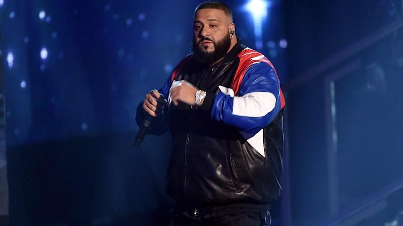 DJ Khaled Performs Star-Studded 'Do You Mind' at AMAs