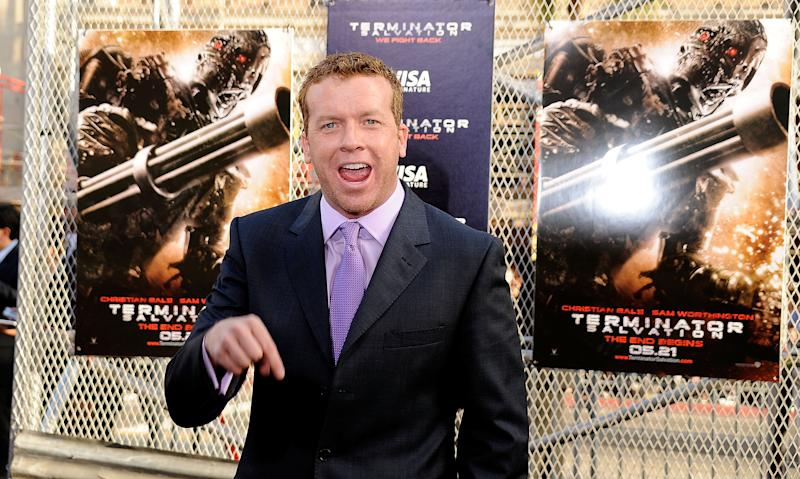 HOLLYWOOD - MAY 14: Director McG arrives at the premiere of Warner Bros. 'Terminator Salvation' at Grauman's Chinese Theatre on May 14, 2009 in Hollywood, California. (Photo by Frazer Harrison/Getty Images)