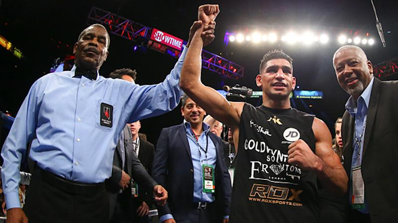 Amir Khan vs. Phil Lo Greco fight date, start time, card, how to watch