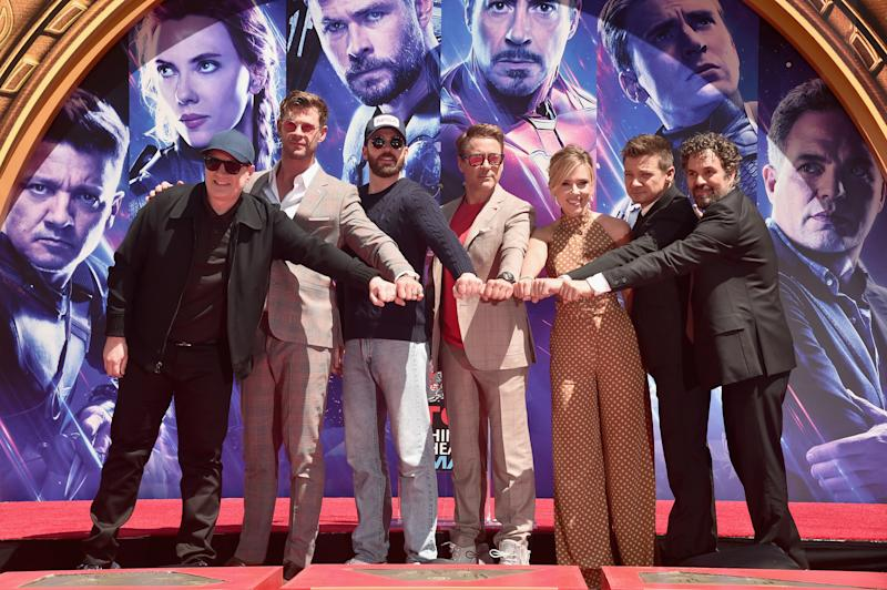 Avengers: Endgame' pulls in US$1 2 billion at global box