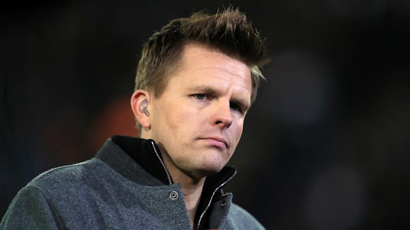 Jake Humphrey 'thought he was mad during dark period'